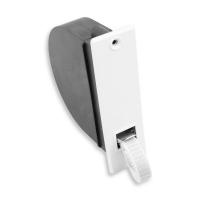 Mini Einlass-Rolladen-Gurtwickler | Lochabstand 130 mm | mit 4,5 m Gurt
