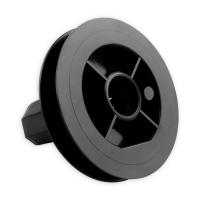 Mini Gurtscheibe Ø 115 mm | für Kugellager mit langer Kapsel | für SW 40 Achtkant