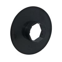Mini Begrenzungsscheibe Ø 120 mm | für Stahlwelle SW 40