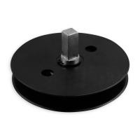 Mini-Gurtzuggetriebe Ø 125 mm | Untersetzung 1:2