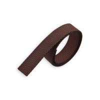 Mini Rolladengurt | Gurtbreite 12 mm | Gurtstärke 1,2 mm | antibakteriell | braun