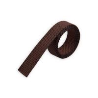 Mini Rolladengurt | Gurtbreite 14 mm | Gurtstärke 1,2 mm | antibakteriell | braun
