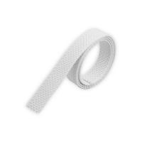 Mini Rolladengurt | Gurtbreite 14 mm | Gurtstärke 1,2 mm | antibakteriell | grau