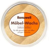 Möbel-Wachs 500ml | für gewachste und offenporigen Holzarten | natura-farblos