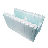 Muster Styropor Systemstein PS40 | zur flexiblen Herstellung von Schalungen