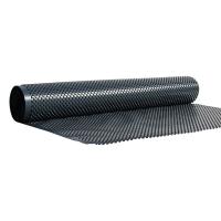 Noppenbahn PM 8N | einlagig | schwarz | Druckfestigkeit 200 KN/m²  | Rollenbreite 1,5 Meter | Rollenlänge 10,0 Meter
