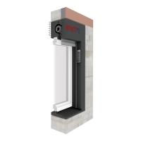 ROKA-COMPACT® 2 | mit Kunststoffrollladen