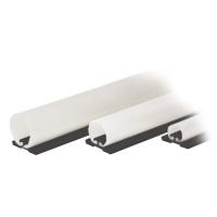 Rolladen-Abdichtung RD10 braun | 11-16 mm Spaltabdeckung | 1250 mm Länge