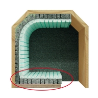 Rolladen-Dämmstreifen ROKA THERMO FLEX | Dämmstärke 25 mm | Länge 1000 mm | Breite 120 mm
