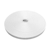 Rolladengurt | Gurtbreite 14 mm | 25 m Rolle | grau