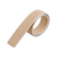 Rolladengurt | Gurtbreite 18 mm | Gurtstärke 1,7mm | mit Schonkante | beige