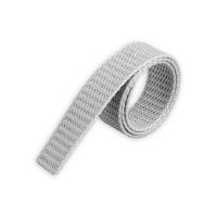Rolladengurt | Gurtbreite 18 mm | Gurtstärke 1,2mm | mit Schonkante | grau