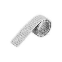 Rolladengurt | Gurtbreite 22 mm | Gurtstärke 1,5mm | mit Schonkante | grau