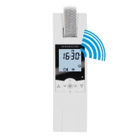 RolloTron Comfort DuoFern 1800 | Elektronischer Funk-Gurtwickler | weiß