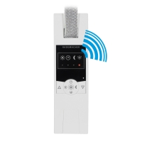 RolloTron Standard DuoFern 1400 | Elektronischer Funk-Gurtwickler | weiß