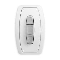 Schalter / Taster Centronic EasyControl EC41 | Aufputz | weiß