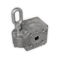 Schneckengetriebe für Markisen | 13:1 | blank | 13mm Innenvierkant