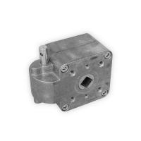 Schneckengetriebe für Markisen | 13:1 | blank | 13mm Innenvierkant | ohne Öse