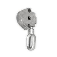 Schneckengetriebe für Markisen | 4:1 | 7mm Innenvierkant