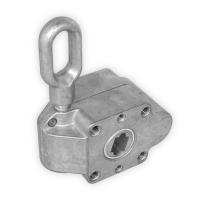 Schneckengetriebe für Markisen | 7:1 | 13mm Innenvierkant | mit Endanschlag