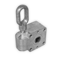 Schneckengetriebe für Markisen | 7:1 | blank | 13mm Innenvierkant