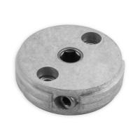 Schneckengetriebe S056 | Untersetzung 4,33:1 | links | 6 mm Sechskant