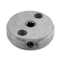 Schneckengetriebe S057 | Untersetzung 4,33:1 | links | 6 mm Sechskant