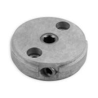 Schneckengetriebe S058 | Untersetzung 4,33:1 | links & rechts | 6 mm Sechskant