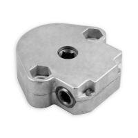 Schneckengetriebe S060 | Untersetzung 6:1 | 6 mm Sechskant | ohne Endanschlag