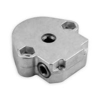 Schneckengetriebe S067 | Untersetzung 4:1 | 6 mm Vierkant | ohne Endanschlag