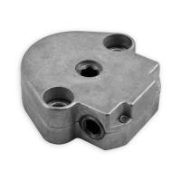 Schneckengetriebe S087 | Untersetzung 4:1 | 7 mm Sechskant mit Endanschlag