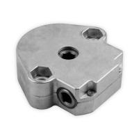 Schneckengetriebe S089 | Untersetzung 4:1 | 6 mm Vierkant mit Endanschlag