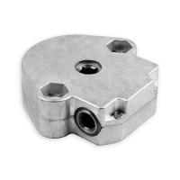 Schneckengetriebe S092 | Untersetzung 4:1 | 7 mm Sechskant mit Endanschlag