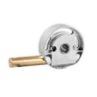 Schneckengetriebe S105 | Untersetzung 2,8:1 | 7mm Innenvierkant | ohne Endanschlag