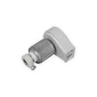 Schnurzuggetriebe für 4,5 mm Schnüre | 2,6:1  | 7mm Innensechskant