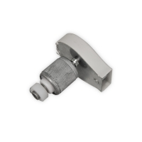 Schnurzuggetriebe mit großem Schnurrad für 4,5 mm Schnüre | 2,6:1  | 6mm Innensechskant
