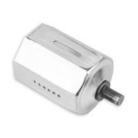 Stahl-Walzenkapsel SW 60 | Länge 80 mm | mit 12mm Zapfen