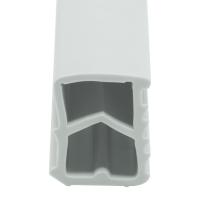Stahlzargen-Dichtung SZ001 | weiß | 5 lfm