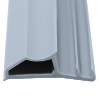 Stahlzargen-Dichtung SZ003 | grau | 5 lfm