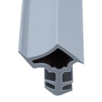 Stahlzargen-Dichtung SZ006 | grau | 5 lfm