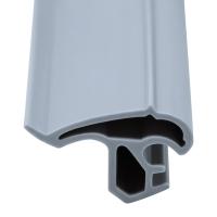 Stahlzargen-Dichtung SZ007 | grau | 5 lfm
