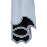 Stahlzargen-Dichtung SZ008 | grau | 5 lfm