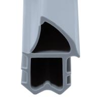 Stahlzargen-Dichtung SZ011 | grau | 5 lfm