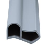 Stahlzargen-Dichtung SZ014 | grau | 5 lfm