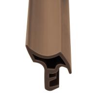 Stahlzargen-Dichtung SZ021 | braun | 5 lfm