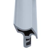 Stahlzargen-Dichtung SZ021 | grau | 5 lfm