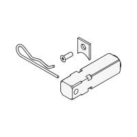 Steckzapfen L2/16 Ø 16 mm | Vierkant | passend für Antriebe der Serie L