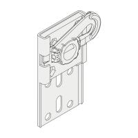 Universal-Motorlager für Steckzapfen Ø 20 mm | passend für Antriebe der Serie P/R