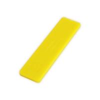 Verglasungsklotz 4 mm | 100 x 24 mm | Kunststoff | 1000 Stk.