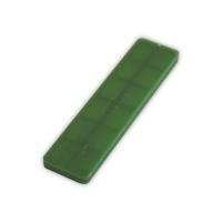 Verglasungsklotz 5 mm | 100 x 24 mm | Kunststoff 5,0 mm